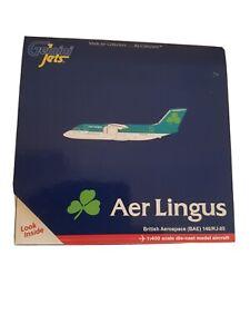 Gemini Jets Aer lingus BAE 146/RJ-85 Scale 1/400