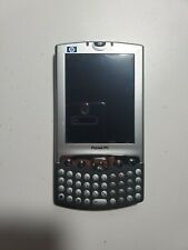 Hp iPaq h4300 Ser Pocket Pc 2003 Premium w/ Outlook 2002 Sd Card No Charger