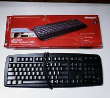 Microsoft Wired Keyboard 600  Model # 1366 PC/MAC - USBSpill Resistant Design