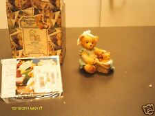 Cherished Teddies ` Marty - Sailor boy - I'll always be there for you 1998