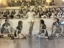 Vintage photo of Ruby Keeler and Cast in Ready, Willing and Able (1937)