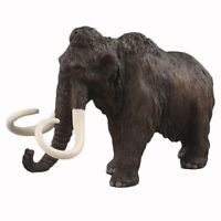 Prehistoric Mammoth Woolly Elephant Figure High Model Home Table Decor Kids Toys