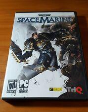 Warhammer 40,000: Space Marine (PC, 2011)