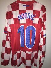Luka Modric Croatia player issue shirt