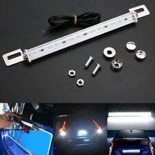 Xenon Car 15 LED License Plate Light Bolt On Reverse Backup Lamp White 12V NEW