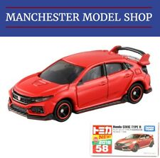 Tomica 58 Honda Civic Type R FK8 red Special First Edition BOXED FACTORY SEALED