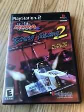IHRA Drag Racing 2 (Sony PlayStation 2, 2002) PS2 Cib Game -H1