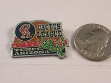 MLB BASEBALL TEMPLE ARIZONA CACTUS LEAGUE CALIFORNIA ANGELS PIN