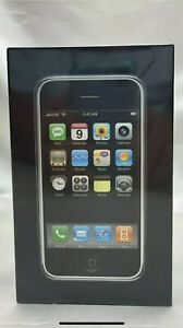 Apple iPhone 1st Generation 2G 8GB - BLACK - AT&T - A1203 - NEW SEALED.