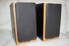 Tannoy Mercury M1 Cabinets (no Drivers, with grills, xovers & Speaker Terminals)