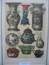 Originaldrucke (1800-1899) aus Asien