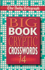 The Daily Telegraph Big Book of Cryptic Crosswords vol 14 NEW BOOK P/B 2005
