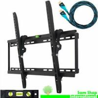 "Cheetah Mounts APTMM2B Flat Screen TV Wall Mount Bracket 32 65"" Plasma TV HDMI"