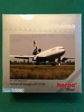 Mc Donnell Douglas DC 10-30 Lufthansa. Herpa Wings 1:500 - Art.-Nr. 526204