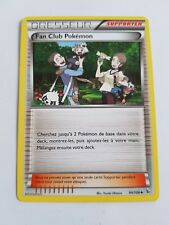 Fan Club Pokemon - XY : Etincelles - 94/106 - Carte Pokemon Française