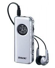SONY SRF-M98 Synthesized Tuning Small Portable Radio Tuner with tracking