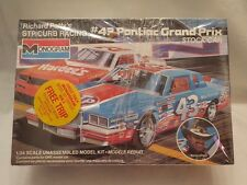 2722 1/24 Sealed Model Kit Monogram Richard Petty #43 STP Grand Prix Pontiac10+