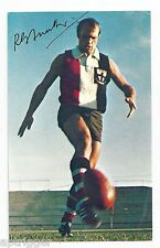 1971 Mobil Football Card (40 of 40) Ross SMITH St. Kilda Near MINT