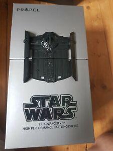 Propel Star Wars Tie Advanced X1 High Performance Battling Drone - Disney