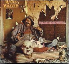 CD RARE EARTH - Willie Remembers & One World 2 on 1 NEU rar