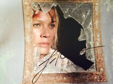 Autographed Laurie Holden 8x10 The Walking Dead 1/2015