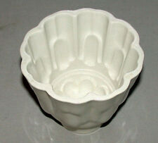 Original 1920's Victorian Ironstone Shelley England Small Jelly Mould