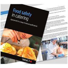 Click Medical 48 Page Food Safety Hygiene Guidance Manual Book Catering Kitchen