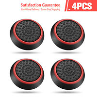 4 x Silicone Controller Thumb Stick Grip Joystick Cap Cover for PS3 PS4 XBOX ONE