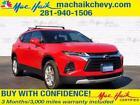 2019 Chevrolet Blazer FWD 4dr w/2LT 2019 Chevrolet Blazer FWD 4dr w/2LT 15778 Miles RED HOT Sport Utility 3.6L AUTOM