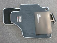 Original Audi - TT 8J (2007-2014) Fussmatten Satz schwarz, 8J1061275 MNO
