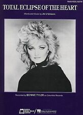 Total Eclipse Of The Heart Sheet Music Piano Vocal Bonnie Tyler NEW 000355365