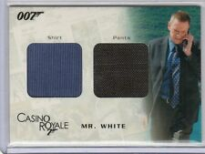 James Bond in Motion DC05  costume card 0109/1250