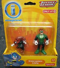 IMAGINEXTJustice League GREEN LANTERN & BD'G  nip
