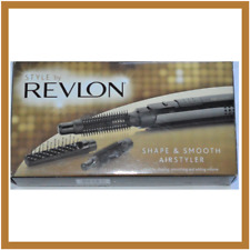 Revlon Shape and Smooth Hair Styling Curling Tongs Revlon 5265CU