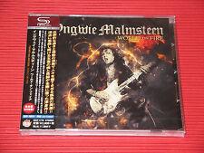 2016 YNGWIE MALMSTEEN World On Fire JAPAN SHM CD