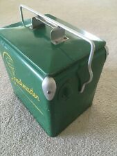 Vintage Snackmaster Cooler, Green / Free Freight In Continental U.S.