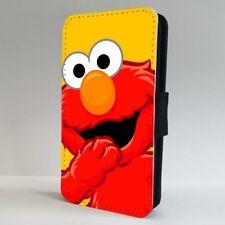 Elmo Sesame Street Muppets FLIP PHONE CASE COVER for IPHONE SAMSUNG