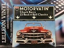 Chuck Berry Motorvatin' LP Album Vinyl Record 9286690 Rock N Roll 70's