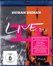 DURAN DURAN a diamond in the mind live 2011  Blu-ray NEU OVP/Sealed
