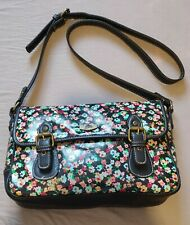 Ladies shoulder hand bag floral
