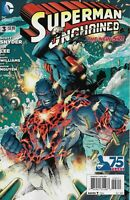 SUPERMAN UNCHAINED #3 DC COMICS 2013 BAGGED & BOARDED