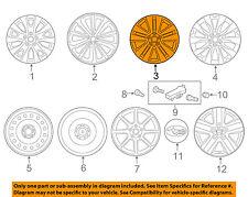 SUBARU OEM 15-16 Outback-Wheel-Alloy Aluminum 28111AL02A