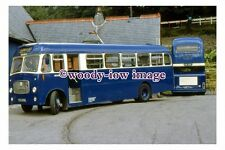 gw0408 - B.M.M.S Coach Bus - YCA 566K  in 1982 - photograph