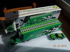 Limited Edition BP Racing Transport Truck & BP Racecar #95, in box