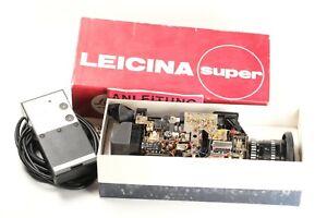 Leitz Leica Leicina Super