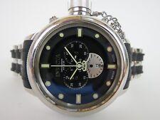Invicta Men's Russian Diver Chronograph Watch Black Swiss Made 5931