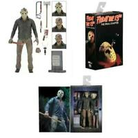"""Collection Friday the 13th Ultimate Jason Voorhees 7"""" Action Figure Ultimate Toy"""
