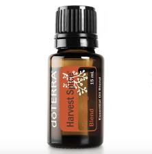NEW Doterra Harvest Spice 15ml Therapeutic Grade Pure Essential Oil Aromatherapy