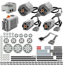 Lego Power Functions PRO-SBRICK  (technic,motor,gear,pin,axle,bush,receiver,car)