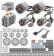 Lego Power Functions PRO-SBRICK  (technic,motor,gear,pin,axle,bush,receiver,car)